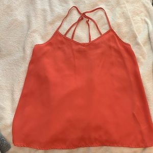 Coral Abercrombie Blouse